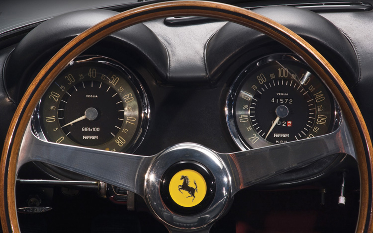 1961 Ferrari 250 GT California4