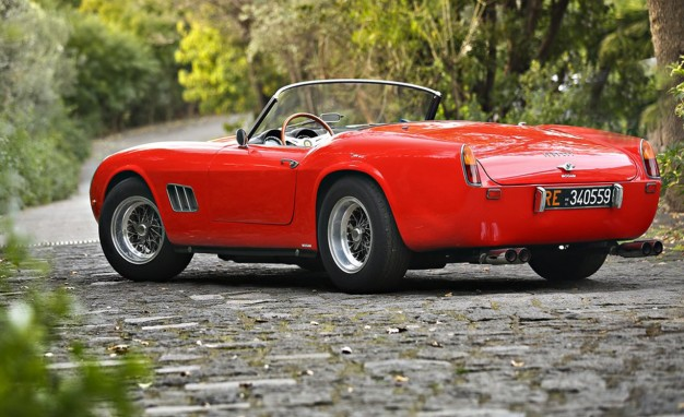 1961 Ferrari 250 GT California1