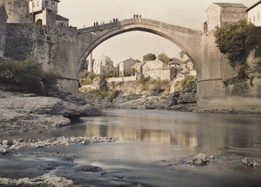Босния-Герцеговина, Мостар, 1913 г.