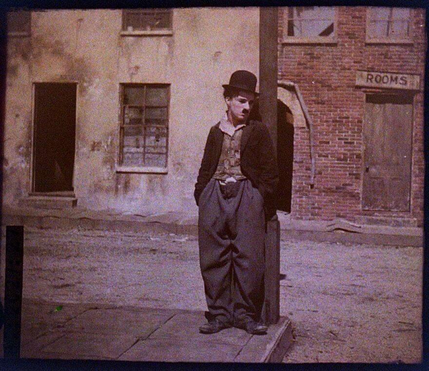 Чарли Чаплин, 1918