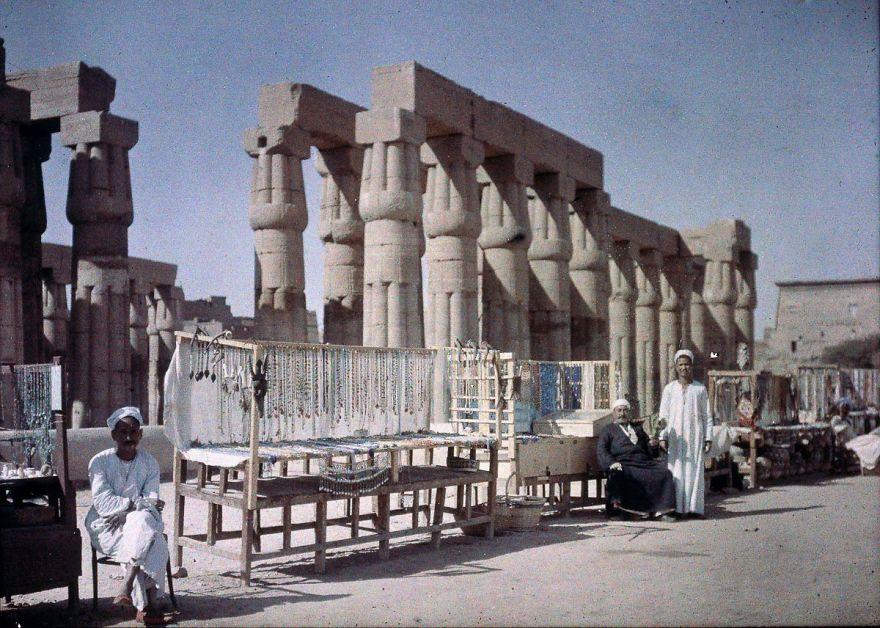 Египет. 1913 г.
