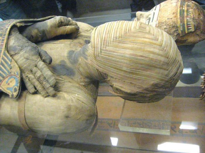 египтяне не трогали сердце