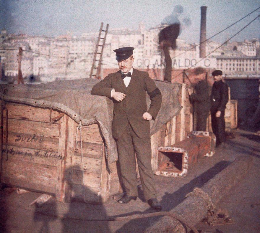 Италия, начало 20-го века
