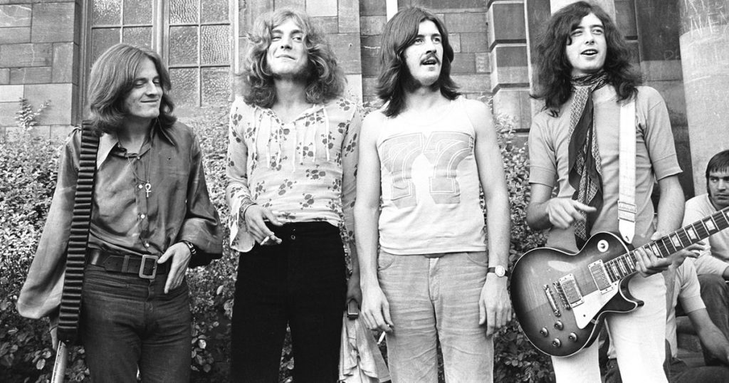 a history of the band led zeppelin One of rock's greatest bands has quite a rich history when it comes to film soundtracks, as over the years their songs have been licensed a lot.