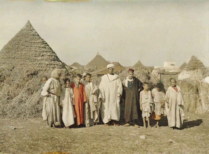 Марокко, Бен-Герир, 1912 г.