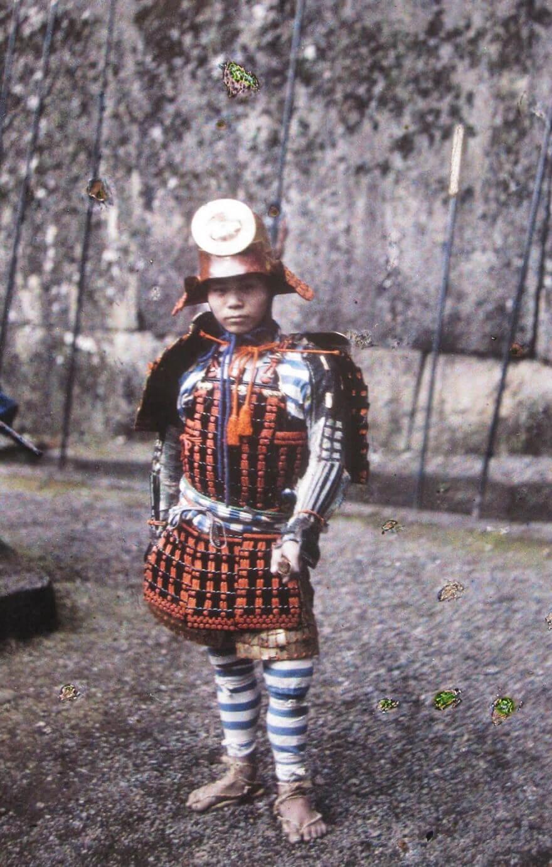Молодой самурай, 1912 г.