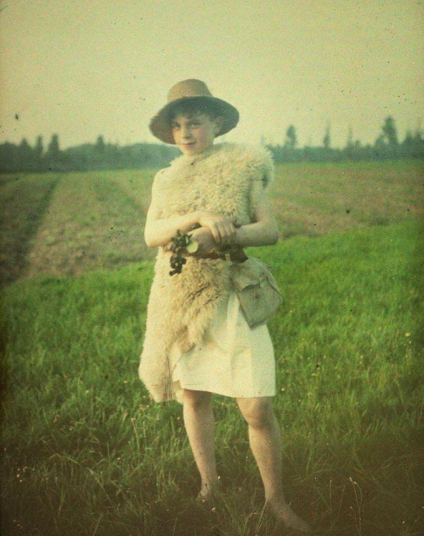 Пастух, 1913 г.