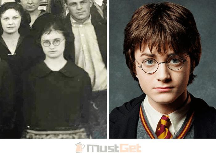 Оказывается, моя великая тетя была Гарри Поттером