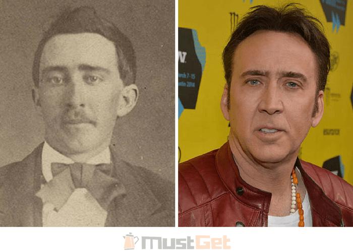 Этот человек из Теннесси, 1870 год и Николас Кейдж