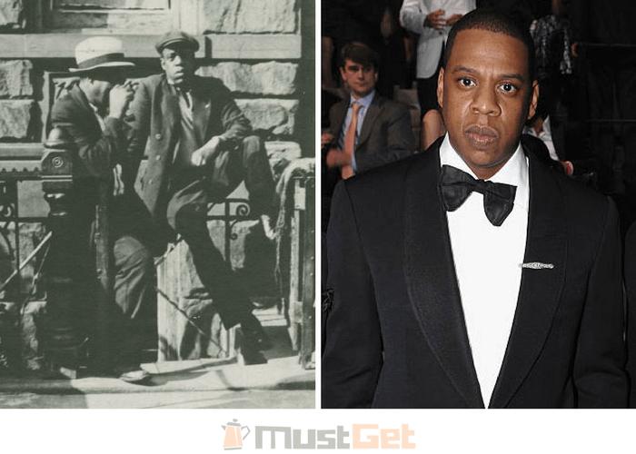 Jay-Z в Гарлеме в 1939 году
