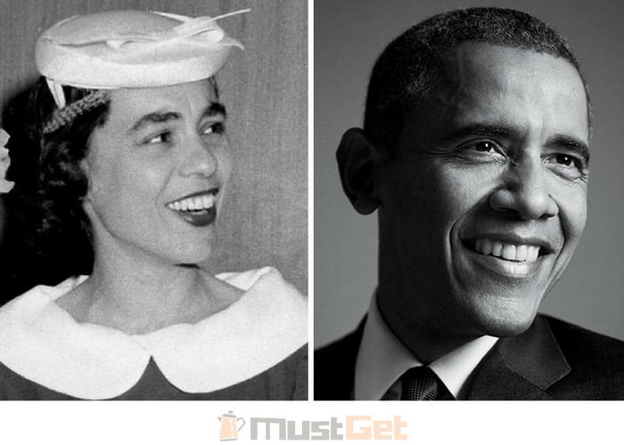 Моя бабушка, выглядела как Барак Обама в 1962 году