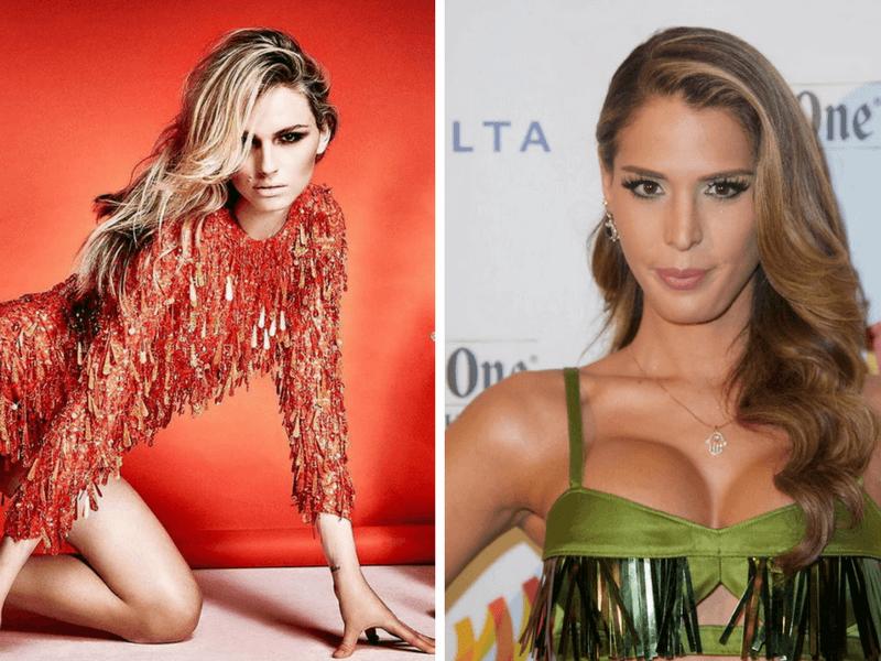 Британский журнал Front для мужчин, назвал 10 самых красивых транссексуалов в мире.