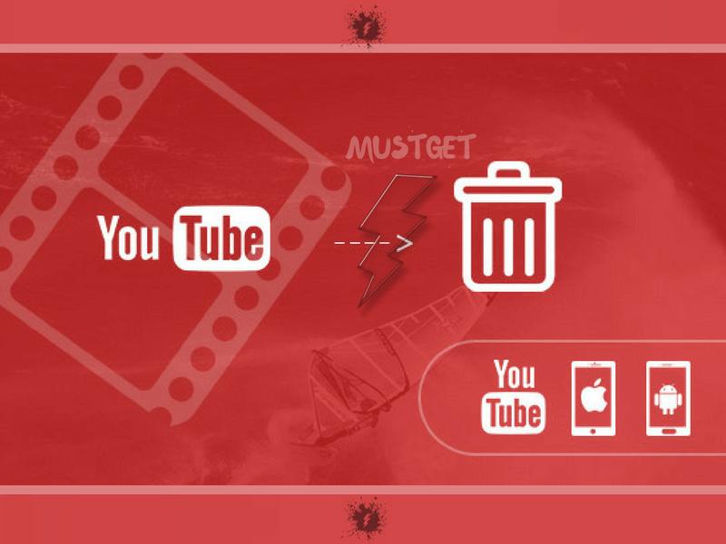 Как удалить канал YouTube_tizer_mustget