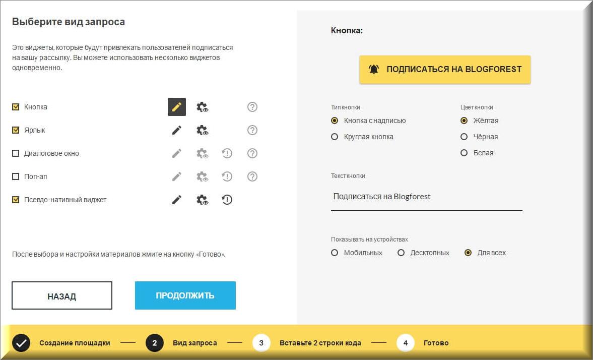 BlogForest-vvod-dannyih-pri-registratsii-push-world4
