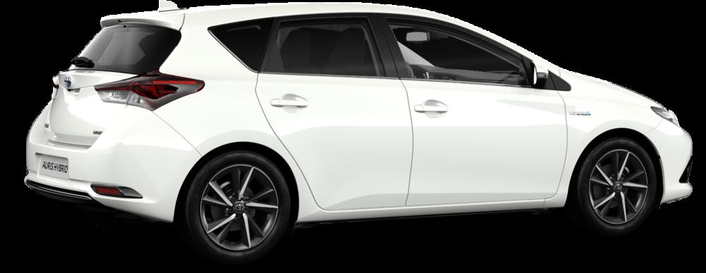 Toyota Auris в кузове хэтчбэк.